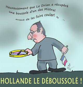 22 Hollande le déboussolé 17 05 15