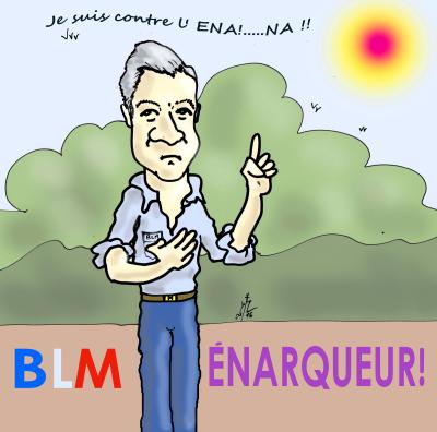BLM  Trois