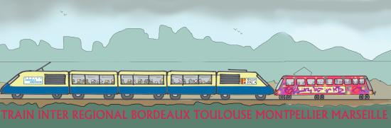 11 Convoi Bordeaux Marseille 05 10 16