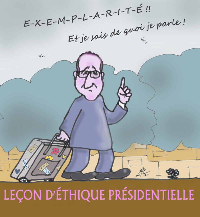 7 Leçon d'éthique Hollande 17 02 17