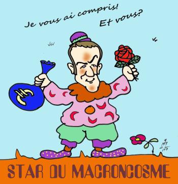 13 Macron star du macroncosme 22 03 17