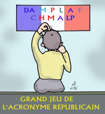 15 Acronyme républicain 05 04 17