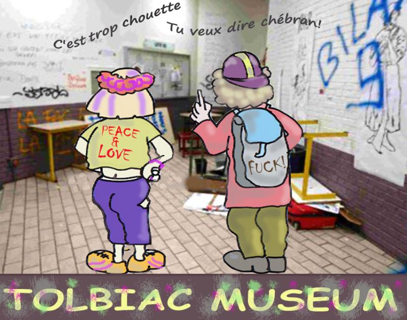 TOLBIAC MUSEUM 20 04 18