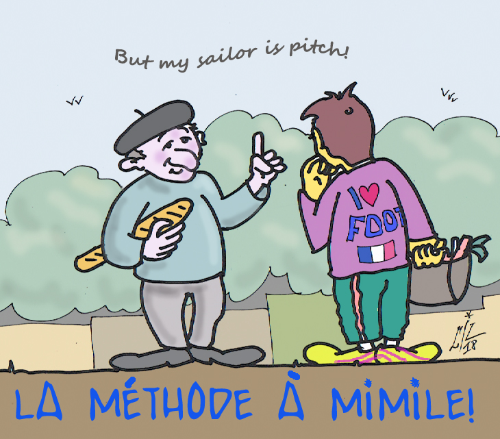 14 Méthode à Mimile 09 05 18