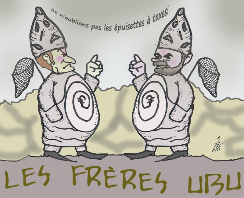 LES FERES UBU 06 11 18