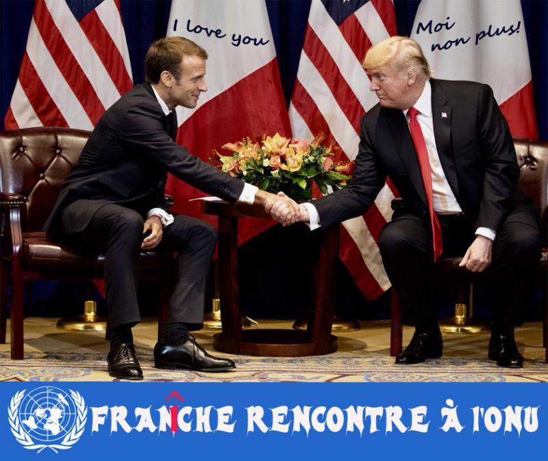 8 Rencontre à l'ONU 25 09 18