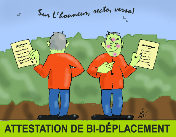 10 ATTESTATION BIDEPLACEMENT  20 03  20