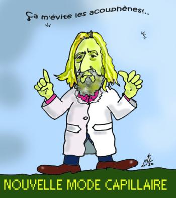 MODE CAPILLAIRE