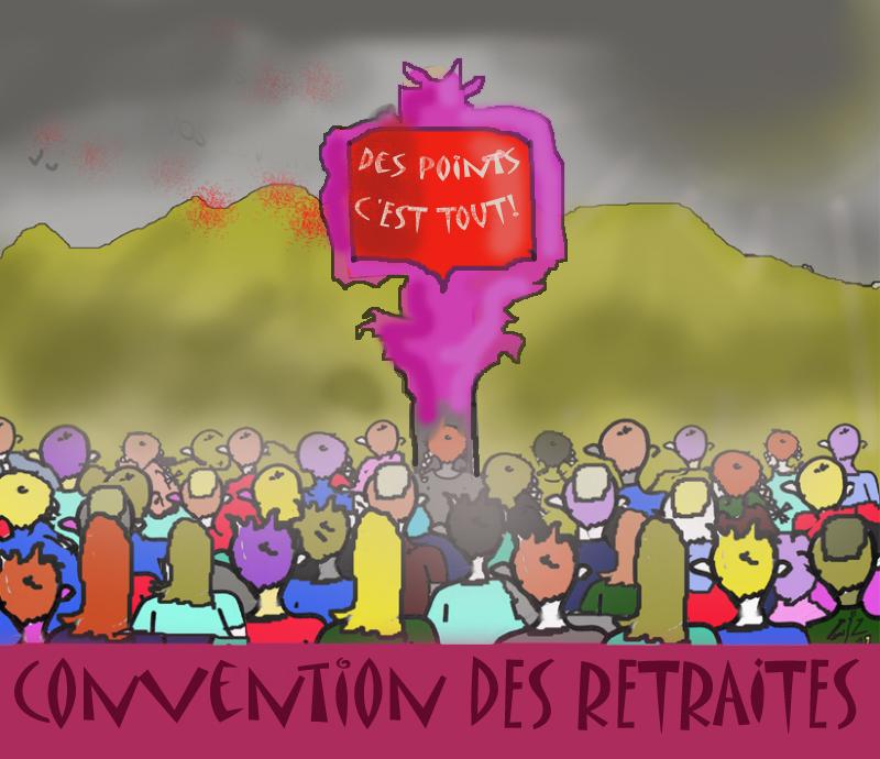 CONVENTION DES RETRAIRES 17 02 20