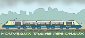 Trains régionaux 04 10 16