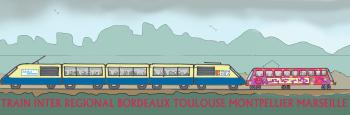 Convoi Bordeaux Marseille 05 10 16