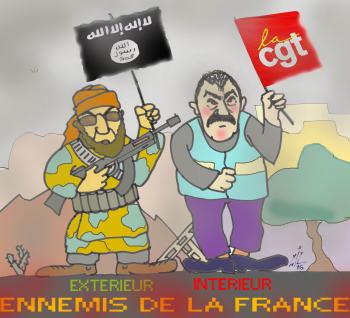 Ennemis de le France