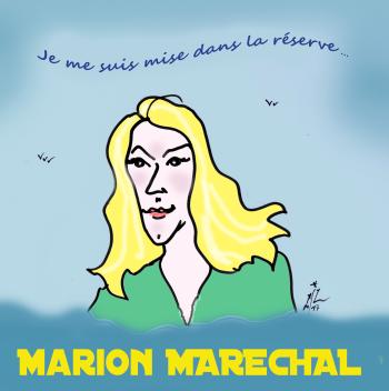 Marion Maréchal 11 05 17